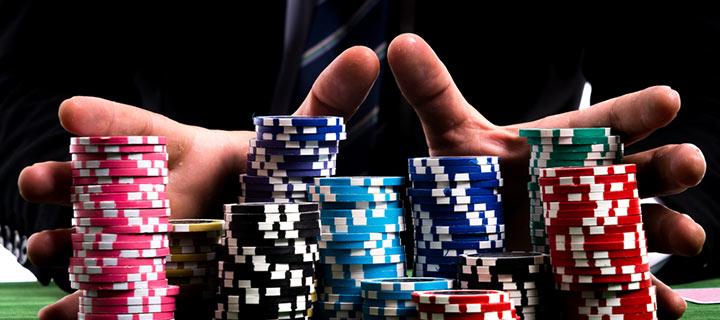 Poker all in